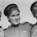 Снайперы.. Фаина Якимова, Роза Шанина, Лидия Володина